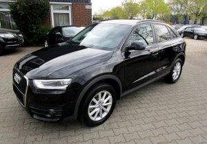 Audi Q3 2014, Manual, 2 litres