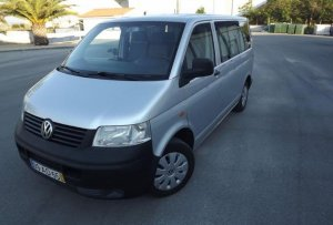 Volkswagen Transporter T4 2005, Manual