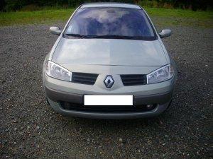 Renault Megane 1998, Manual