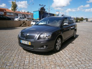 Toyota Avensis 2008, Manual