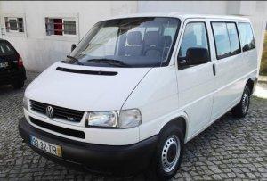 Volkswagen Transporter T4 2002