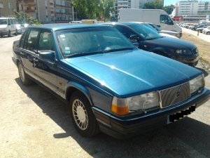 Volvo 960 1991, Manual, 2 litres