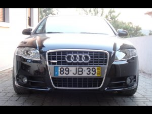 Audi A4 Avant 2007, Manual