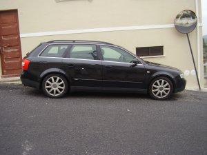 Audi A4 Avant 2004, Manual, 2,5 litres